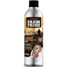 Farm Fresh Anchovy & Sardine Oil 250 ml