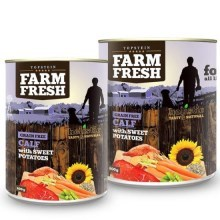 Topstein Farm Fresh Calf & Sweet Potato 800 g
