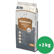 Eminent Dog Senior & Light 15+2 kg ZDARMA