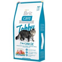Brit Care Cat Tobby I´m a Large Cat 2 kg