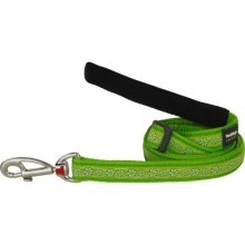 Vodítko Red Dingo XS 1,8 m Daisy Chain Lime