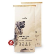 Magnusson Meat & Biscuit Vuxen Duo Pack 2x14 kg