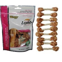 Wanpy Dog Lamb+Rice Dumbbell 100 g