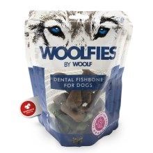 Woolfies Dental Fishbone S 200 g