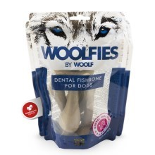 Woolfies Dental Fishbone M 200 g