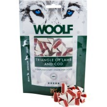 Woolf Lamb & Cod Triangle 100 g
