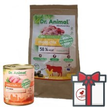 Dr. Animal Adult Mini Meat Mix 1,5 kg