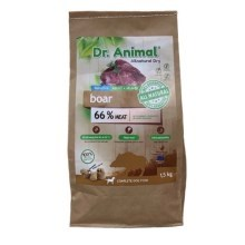 Dr. Animal Adult kanec s brusinkou 1,5 kg