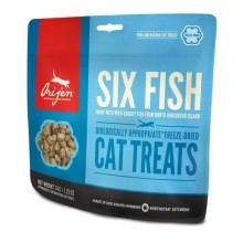 Orijen Cat Treats Six Fish 35 g