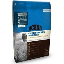 Acana Dog Heritage Cobb Chicken & Greens 17 kg