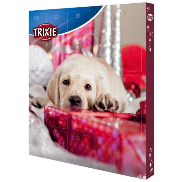 psi adventni kalendar Adventní kalendář Trixie pro psy | SpokojenyPes.cz psi adventni kalendar