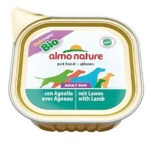Almo Daily Menu BIO Dog Wet s jehněčím 100 g