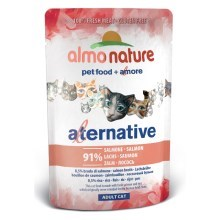 Almo Nature Cat Alternative Wet losos 55 g