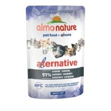Almo Nature Cat Alternative Wet Sardinky 55 g