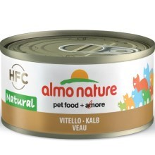 Almo Nature HFC Cat telecí 70 g