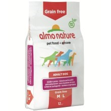 Almo Nature Holistic M/L Dog Pork & Potato 12 kg