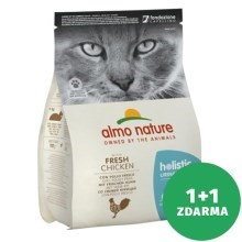 Almo Nature Holistic Urinary Help 2 kg 1+1 ZDARMA