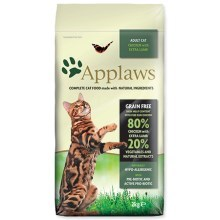 Applaws Cat Adult Chicken & Lamb 2 kg