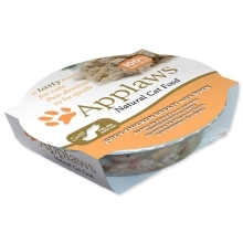 Applaws Cat Juicy Chicken Breast with Duck 60 g