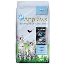 Applaws Cat Kitten Chicken 400 g