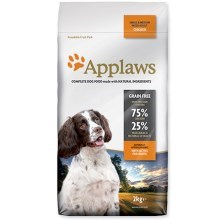 Applaws Dog Chicken Small&Medium Breed Adult 7,5 kg