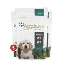Applaws Dog Chicken Small&Medium Breed Puppy 2 kg