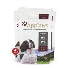 Applaws Dog Lamb Small&Medium Breed Adult 2 kg