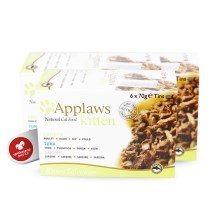 Applaws konzerva Cat Kitten MultiPack 6 x 70 g