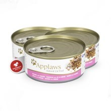 Applaws konzerva Cat Mackerel with Sardine 156 g