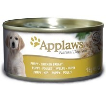 Applaws konzerva Puppy Chicken breast with Beef 95 g
