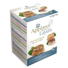 Applaws miska Duo Aspik Cat Multipack 6 x 70 g