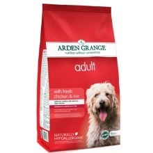 Arden Grange Dog Adult Fresh Chicken & Rice 2 kg