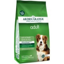 Arden Grange Dog Adult Fresh Lamb & Rice 6 kg