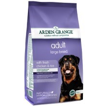 Arden Grange Dog Adult Large Breed Fresh Chicken & Rice 12 kg