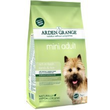 Arden Grange Dog Mini Adult Fresh Lamb & Rice 6 kg