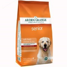 Arden Grange Dog Senior Fresh Chicken & Rice 2 kg