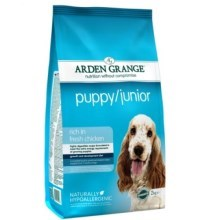 Arden Grange Puppy & Junior Fresh Chicken 6 kg