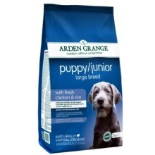 Arden Grange Puppy & Junior Large Fresh Chicken & Rice 12 kg