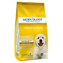 Arden Grange Weaning & Puppy Fresh Chicken & Rice 15 kg