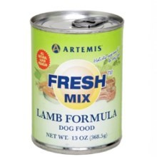 Artemis Fresh Mix Lamb Dog Can Food 370 g (1 ks)