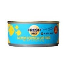 Artemis Fresh Mix Salmon Cat Can Food 156 g (1 ks)