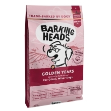 2x Barking Heads Golden Years 12 kg