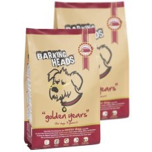 Barking Heads Golden Years DUO PACK 2x 12 kg