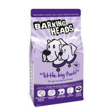 Barking Heads Little Big Foot 40 g - vzoreček