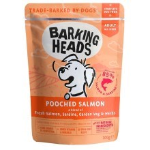 Barking Heads Pooched Salmon 300 g
