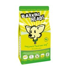 Barking Heads Tiny Paws Bad Hair Day 1,5 kg
