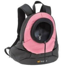 Batoh pro psy a kočky Ferplast Kangoo růžový S 5684b8f0f5