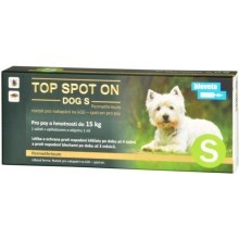 Bioveta Top spot-on pro psy 1x1ml S (do 15 kg) Stronger