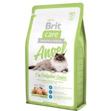 Brit Care Cat Angel I´m Delighted Senior 2 kg