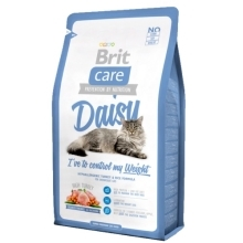 3x Brit Care Cat Daisy I´ve to control my Weight 400 g